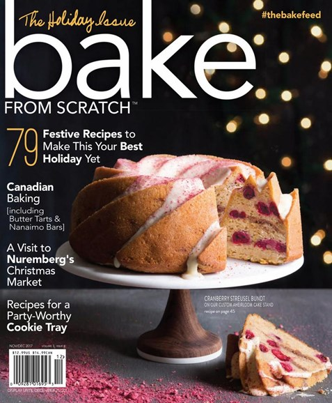 Bake From Scratch Cover - 11/1/2017