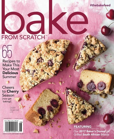 Bake From Scratch Cover - 7/1/2017