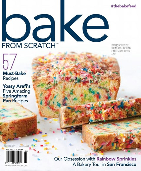 Bake From Scratch Cover - 5/1/2017