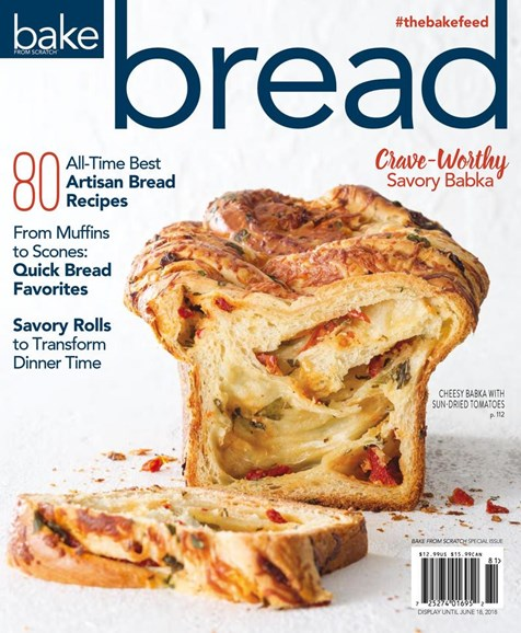 Bake From Scratch Cover - 4/1/2018