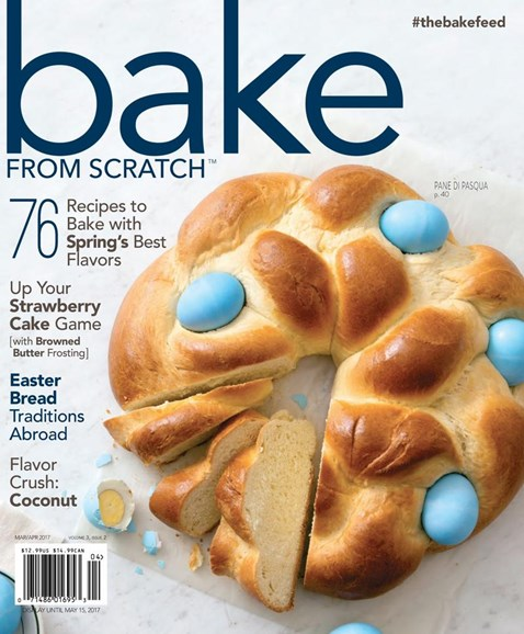 Bake From Scratch Cover - 3/1/2017