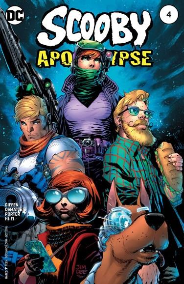 Scooby Apocalypse Cover - 10/1/2016