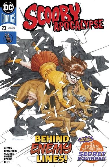 Scooby Apocalypse Cover - 5/1/2018