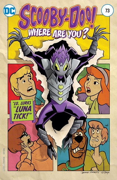 Scooby Doo, Where Are You? Cover - 11/1/2016