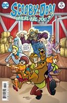 Scooby Doo Magazine 10/1/2016