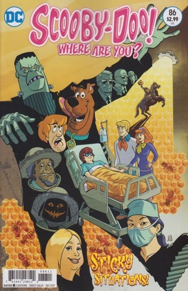 Scooby Doo, Where Are You? Cover - 12/1/2017
