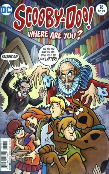 Scooby Doo, Where Are You? Cover - 2/1/2017