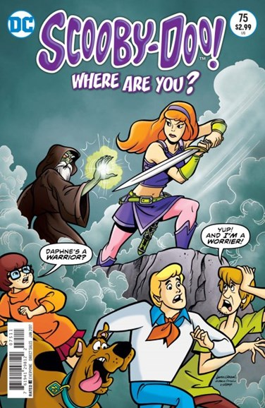Scooby Doo, Where Are You? Cover - 1/1/2017