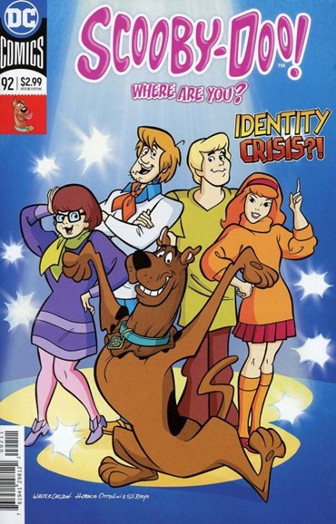 Scooby Doo, Where Are You? Cover - 6/1/2018