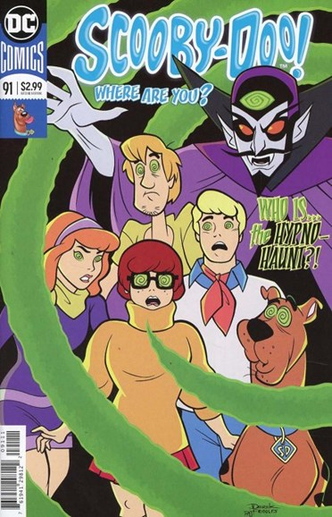 Scooby Doo, Where Are You? Cover - 5/1/2018