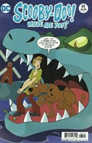 Scooby Doo Magazine 11/1/2017