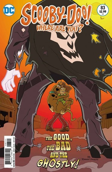 Scooby Doo, Where Are You? Cover - 9/1/2017