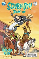 Scooby- Doo Team Up 4/1/2017