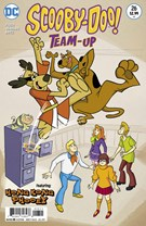 Scooby- Doo Team Up 7/1/2017