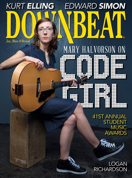 DownBeat Cover - 6/1/2018