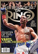 Ring Boxing Magazine 4/1/2018