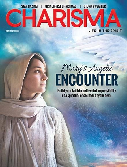 Charisma Cover - 12/1/2017