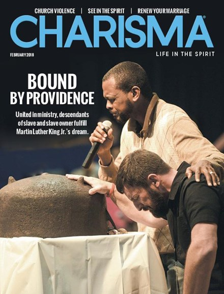 Charisma Cover - 2/1/2018