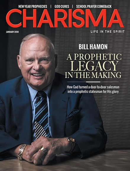 Charisma Cover - 1/1/2018