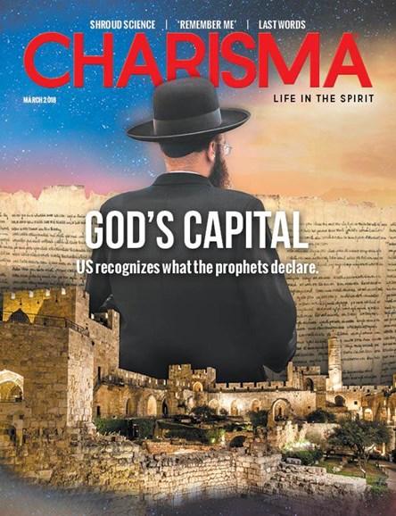 Charisma Cover - 3/1/2018