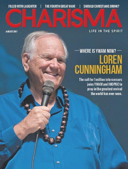 Charisma Cover - 8/1/2017