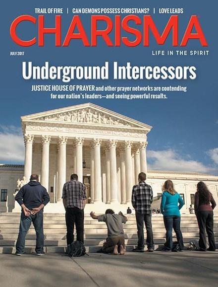 Charisma Cover - 7/1/2017