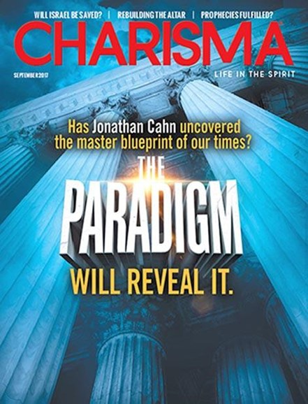 Charisma Cover - 9/1/2017