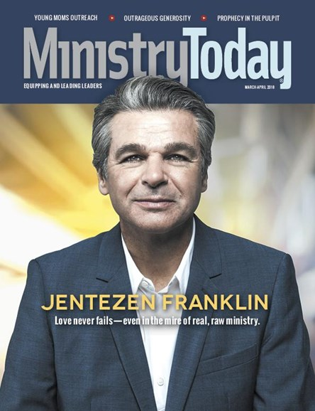 Ministry Today Cover - 3/1/2018