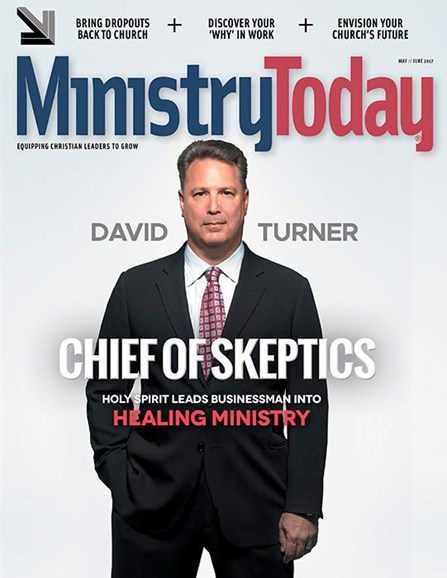 Ministry Today Cover - 5/1/2017