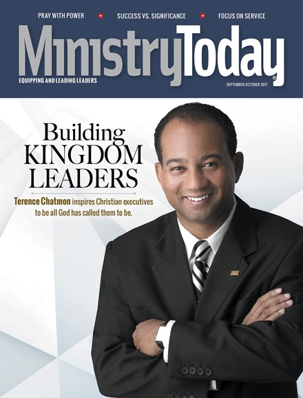 Ministry Today Cover - 9/1/2017