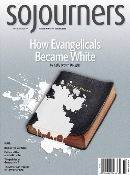 Sojourners Cover - 4/1/2018