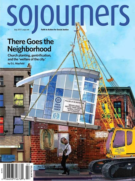 Sojourners Cover - 7/1/2017