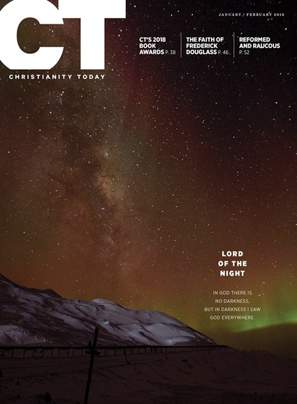 Christianity Today Cover - 1/1/2018