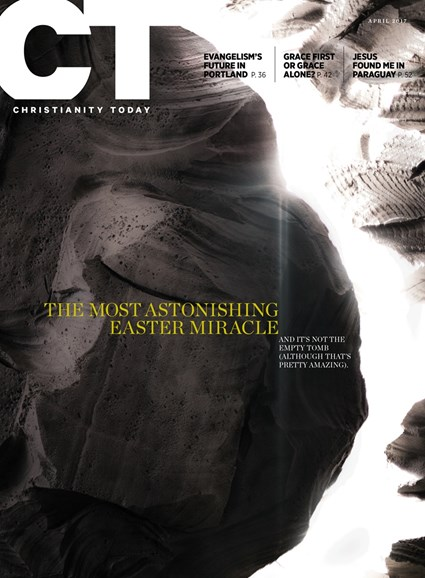 Christianity Today Cover - 4/1/2017