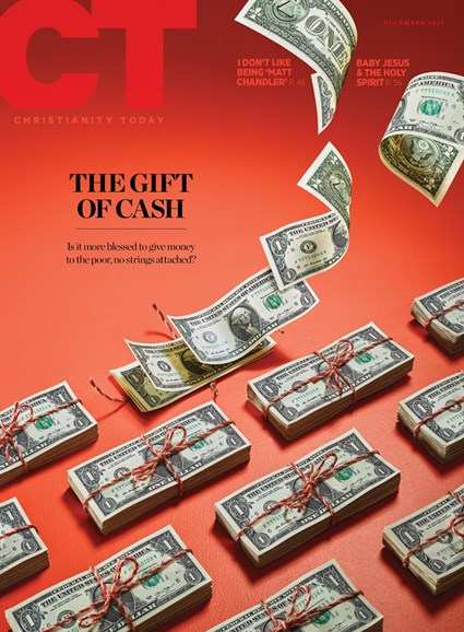Christianity Today Cover - 12/1/2017