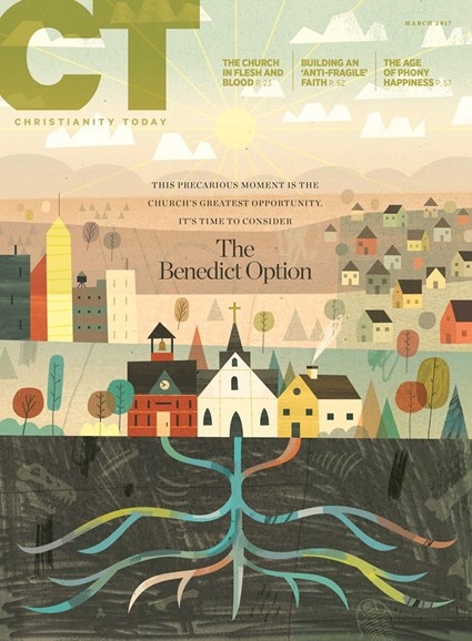 Christianity Today Cover - 3/1/2017