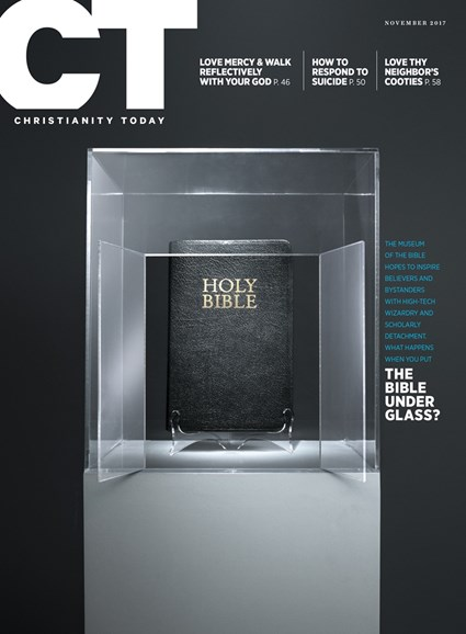 Christianity Today Cover - 11/1/2017
