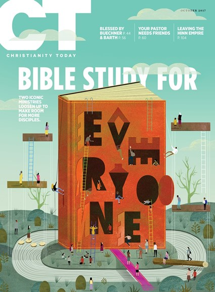 Christianity Today Cover - 10/1/2017
