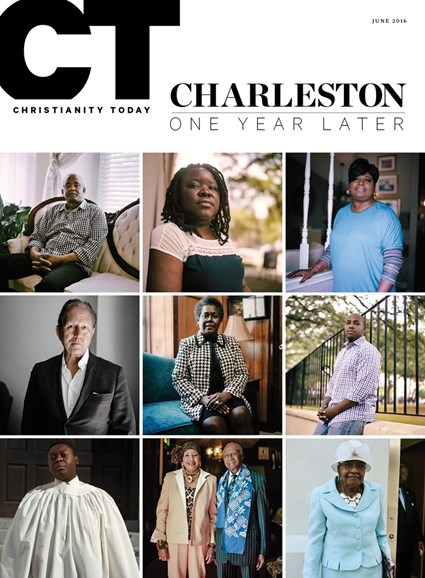 Christianity Today Cover - 6/1/2016
