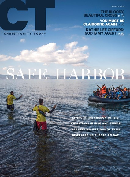 Christianity Today Cover - 3/1/2016