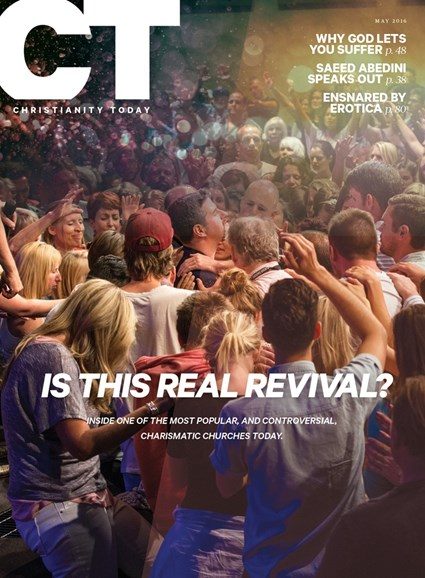 Christianity Today Cover - 5/1/2016