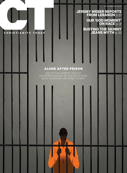 Christianity Today Cover - 9/1/2016