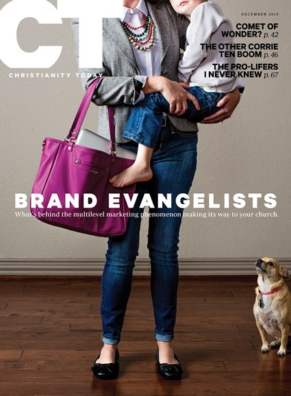 Christianity Today Cover - 12/1/2015