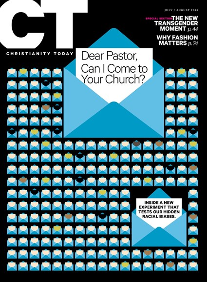 Christianity Today Cover - 7/1/2015