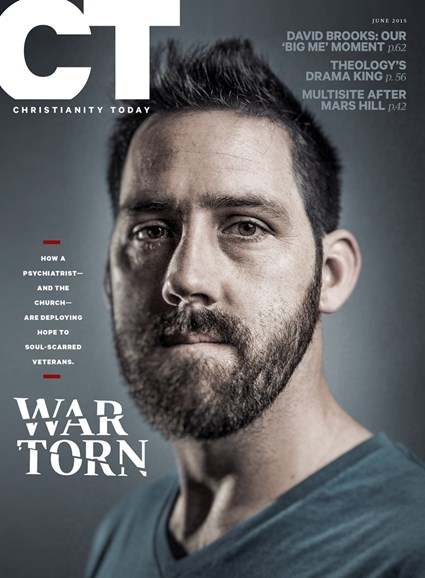 Christianity Today Cover - 6/1/2015
