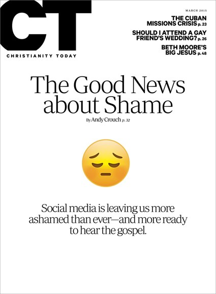 Christianity Today Cover - 3/1/2015
