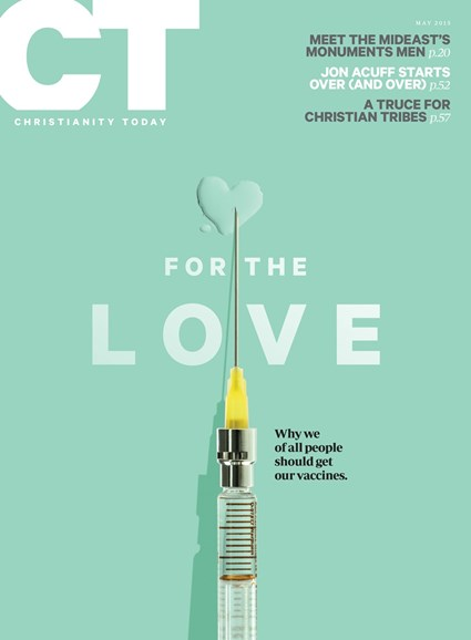 Christianity Today Cover - 5/1/2015