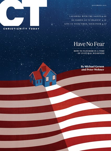 Christianity Today Cover - 11/1/2015