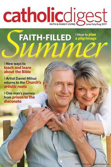 Catholic Digest Cover - 6/1/2017