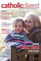 Catholic Digest Magazine 11/1/2015